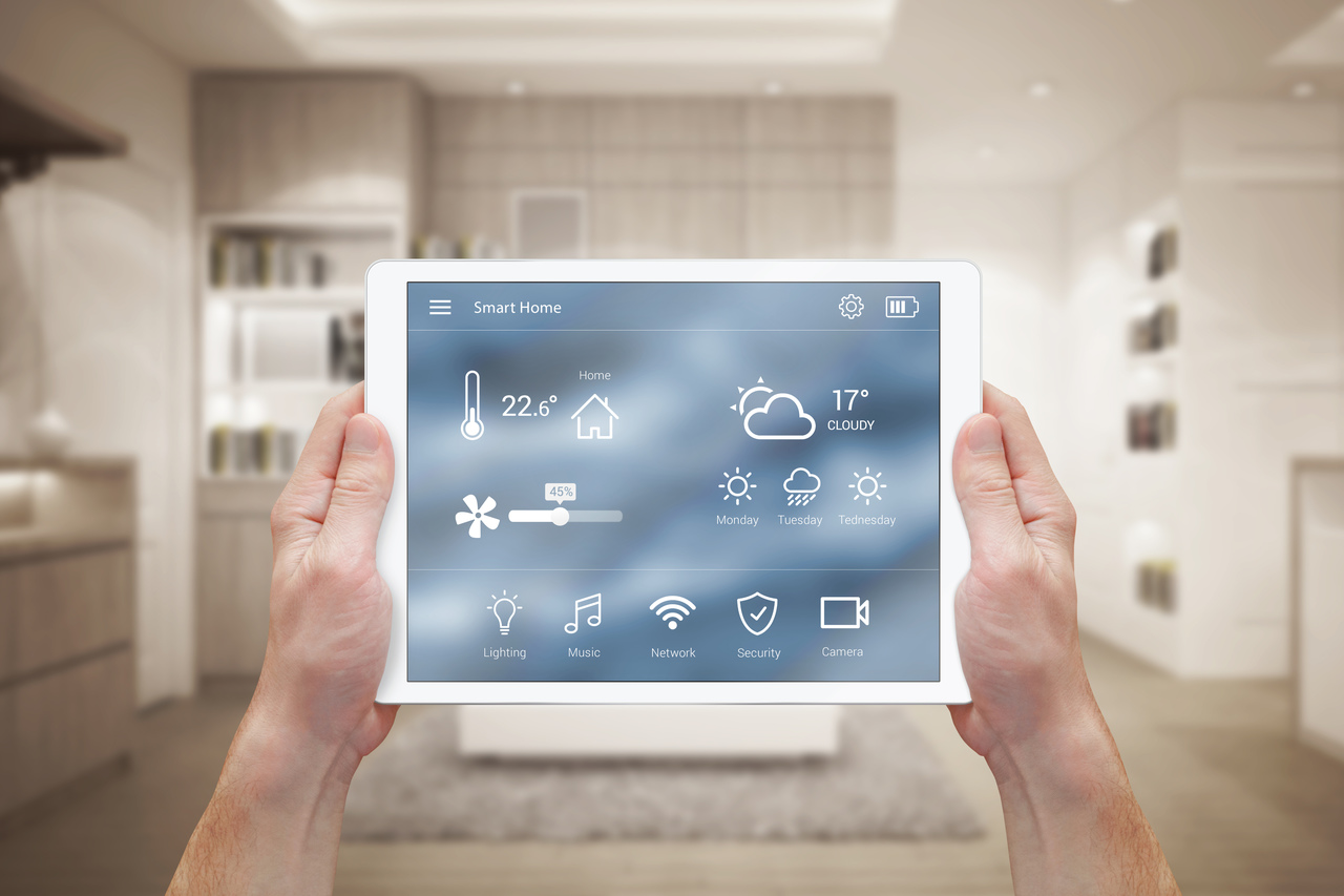 internet of things smart home proptech